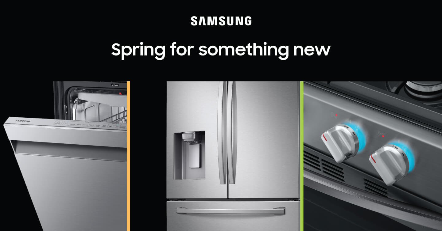 Samsung: Spring for Something New 2020